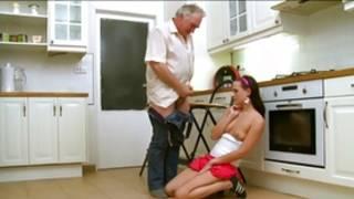 Stare gf porn where resplendent chavette give very grandpa fine cocklicking