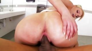 Indecent dude is sexually fucking a dirty maiden