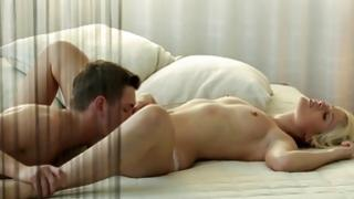 Obscene diaper lover hooker is sucked on provoking cooter