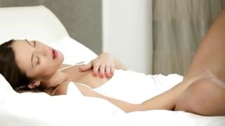 Horny free porn where she is masturbating fiercely