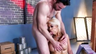 Salacious hooker getting her buggered with pecker