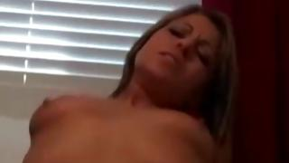 Disobedient blonde ex-gf having sexy act of take luxury in on inexperienced livecam