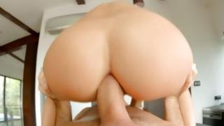 Charming hoe has anal provoking intercourse