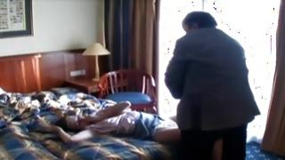 Thrilling sweetie is pleading a valuable sex with her vigorous stud
