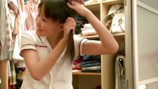Perfect Japanese slut is masturbating her nice twat