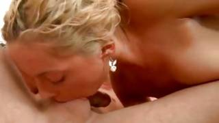 Shaggy bright-haired chick is getting her fingered fiercely by a personage